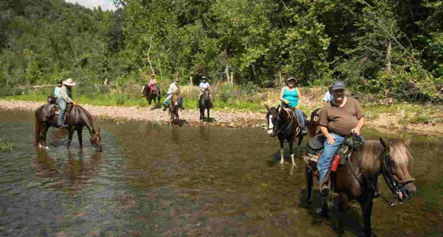 Centennial Ride Clean up Pruitt Downriver
