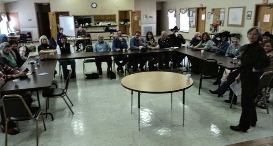 January Annual Meeting for Buffalo River Chapter BCH