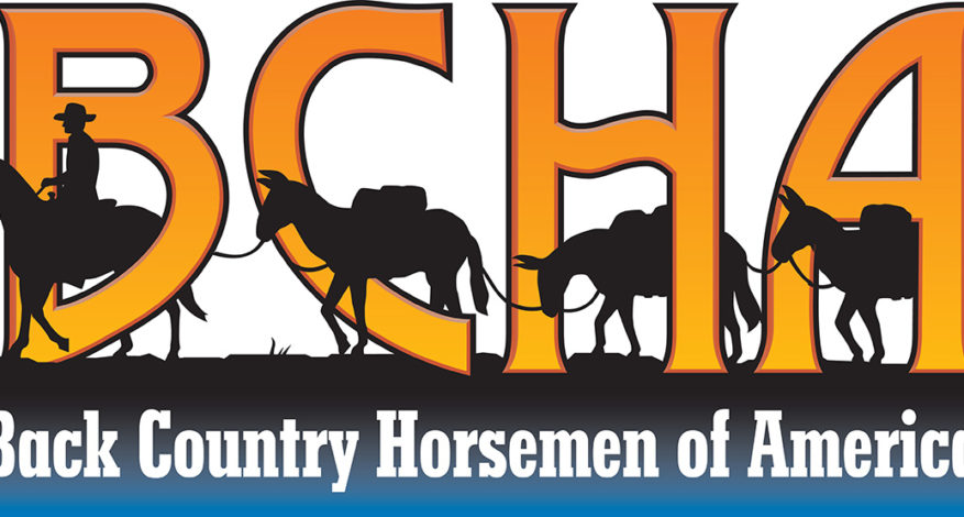 Back Country Horseman of America Logo