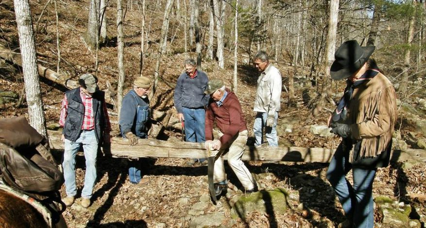 February Schedule for Buffalo River Chapter Back Country Horsemen