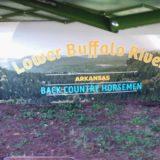 Lover Buffalo River Banner